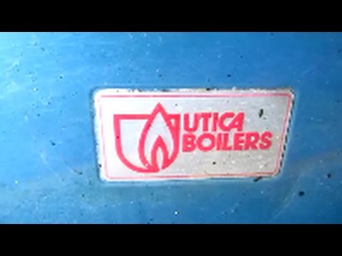 utica boiler cleaning,beckett burner,garber oil filter
