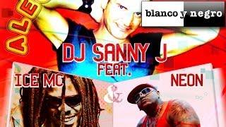 Dj Sanny J Feat. Ice Mc & Neon - Alegria (d@niele Tek Mix)