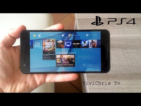 Playstation 4  on your Iphone 7