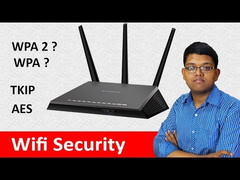 How to make your Wifi Secure? Wifi Security Explained In Hindi