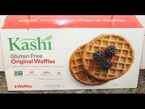 Kashi Gluten Free Original Waffles Review