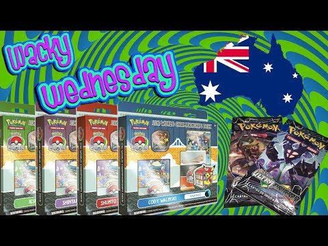 Wacky Wednesday Australian Edition: Pokemon TCG 2016 World's Championship Decks and More