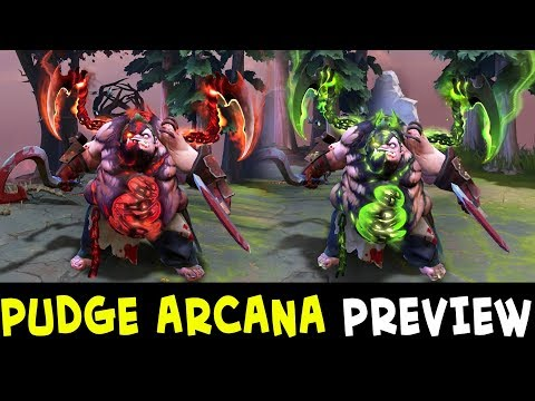 PUDGE ARCANA preview — The Feast of Abscession
