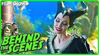 MALEFICENT: MISTRESS OF EVIL (2019) | Behind the Scenes of Angelina Jolie Disney Movie