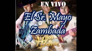 El Sr  Mayo Zambada - Los Hijos Del Barron  [En Vivo Fiesta Privada (Disco 2012)]
