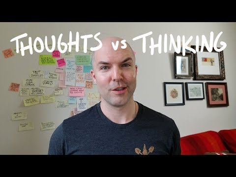 Intrusive Thoughts vs Thinking