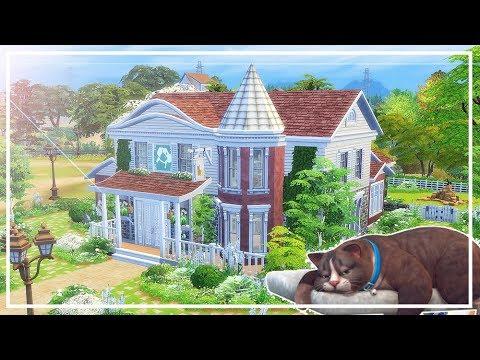 SIMS 4 CATS & DOGS 😺 Brindleton Pawspital Renovation | Brindleton Bay | Fixer Upper