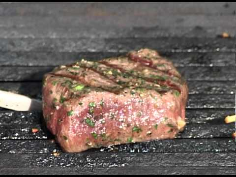 How to grill venison perfectly.