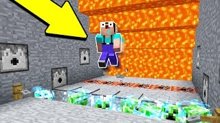 RUN AS FAST AS YOU CAN! (Minecraft Trolling)