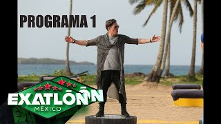 Exatlón México Capítulo Completo #1 | Segunda temporada