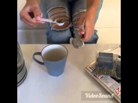 Flat Tummy Tea - how do I make the tea?