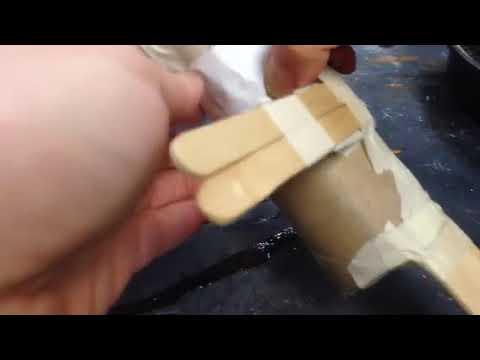 Bird Paper Mache