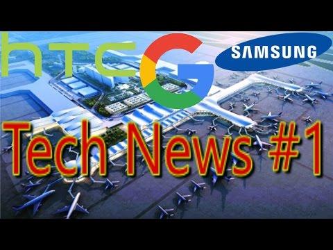 [हिंदी]Tech News #1- New MI 6 Plus, Millions of Aadhaar Leaked, HTC U 11, Indian Gaming Expo etc.