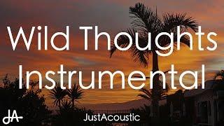 Wild Thoughts - DJ Khaled ft. Rihanna, Bryson Tiller (Acoustic Instrumental)
