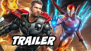 Download Avengers 4 Trailer Synopsis Breakdown Video