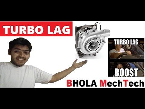 turbo lag explained