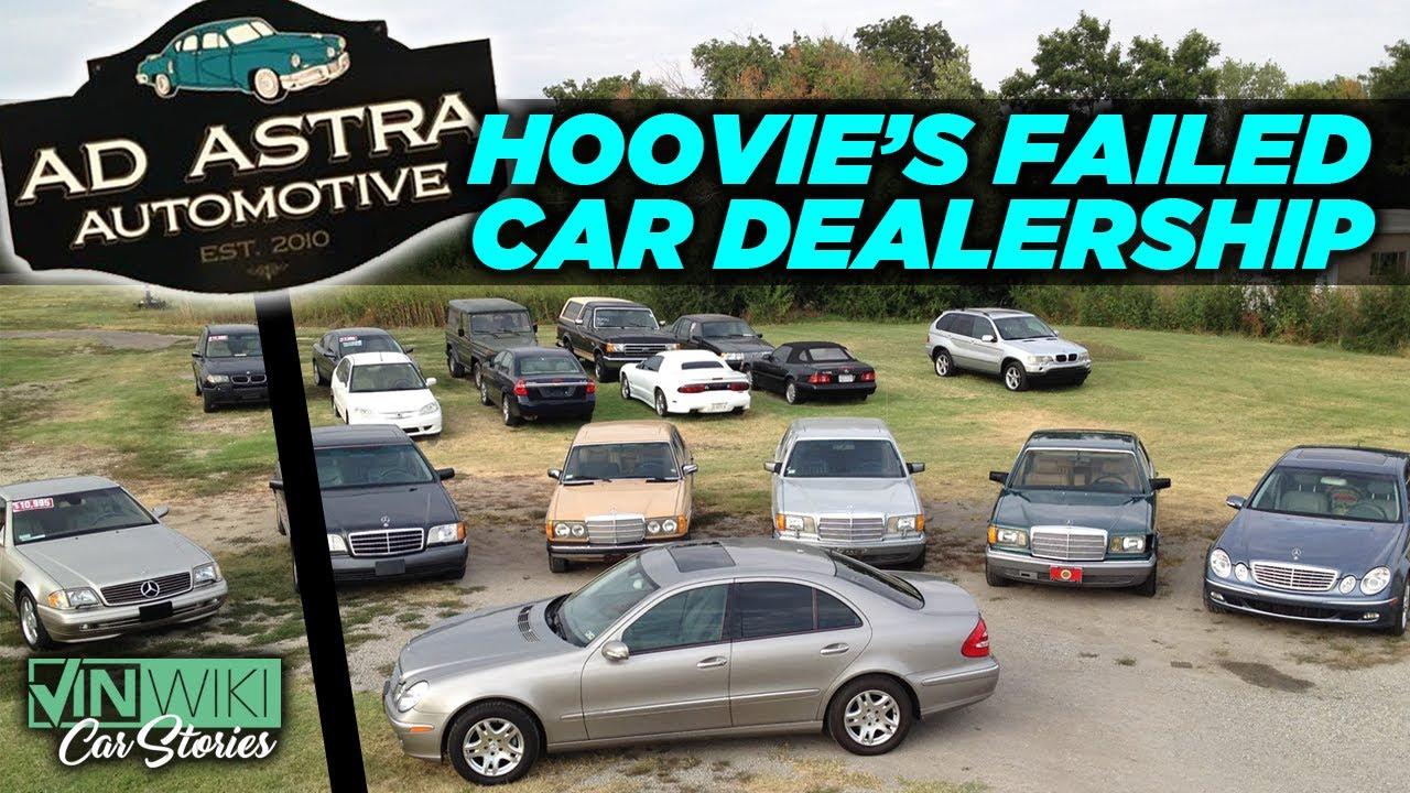 The story of Hoovie's FAILED dealership