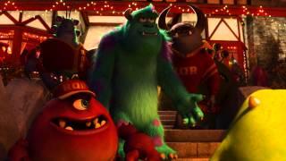 Univerzita pro příšerky - Dabovaný trailer. Už brzy v kinech!