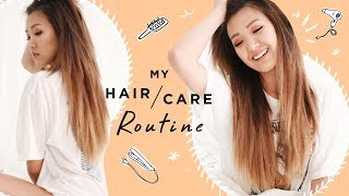 My Simple Haircare Routine   LESS IS MORE!