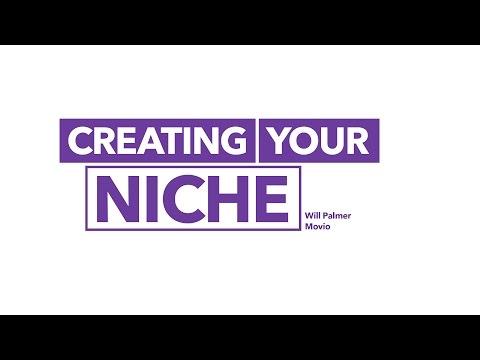 LIVE STREAM: Spark Lab  Christchurch - Will Palmer, Creating Your Niche