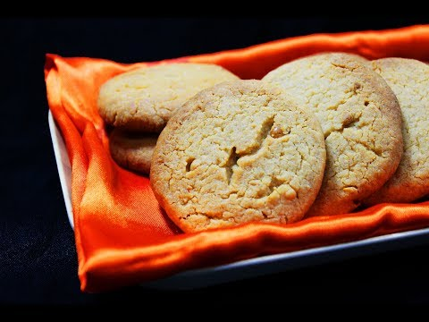 Peanut Butter Cookies - Chef Lall's Kitchen