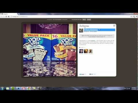 How to View Instagram Photos on Your Computer