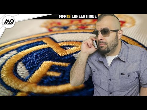 REAL MADRID WANT'S ME! - FIFA 15 Player Career Mode