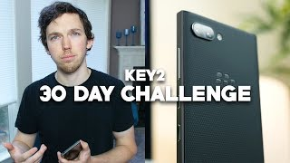 BlackBerry Key2 30 Day Challenge: Introduction