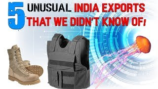 5 Unusual India exports that we didn't know of! | Simbly Chumma