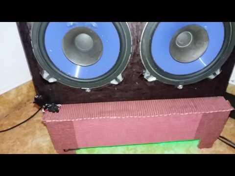 Pioneer car radio (Mosfet) 50×4 and 2× 130 Watts speakers :-)