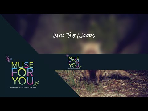 Blurry to Non-Blurry Scroll Effect | Adobe Muse CC | Photoshop | Muse For You