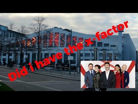 X-Factor Finals 2016 London Wembley Arena - Daily Vlog