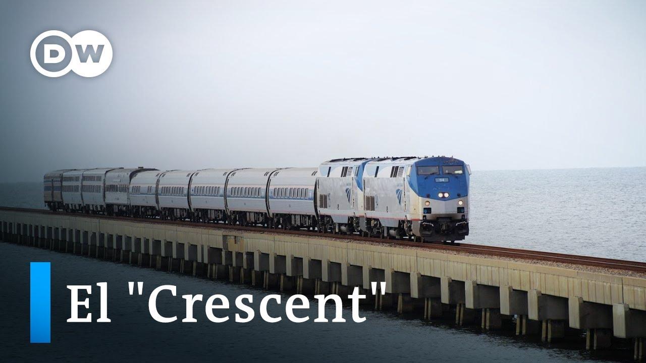 En tren desde Nueva Orleans hasta Nueva York   DW Documental