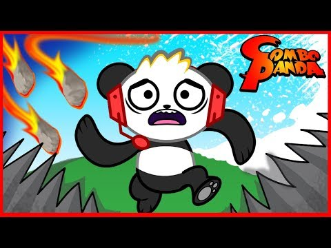 Roblox Survive The Natural Disaster II Let's Play with COMBO PANDA