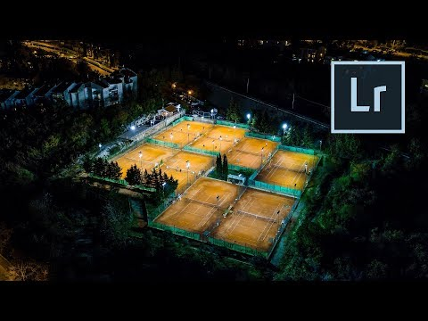 HOW TO take NIGHT photos with your DRONE  | BIG PRINTS with the DJI Mavic PRO