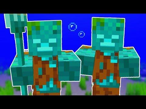 NEW Mob Added in Minecraft 1.13 Update