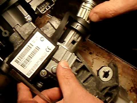 '99-'04 Grand Cherokee ignition cylinder removal