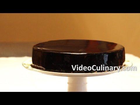 Chocolate Mirror Glaze Recipe - Perfect for Cake Decorating