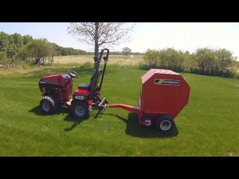 Steiner Lawn Sweeper