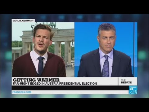 Getting warmer: Far-right edged in Austria presidential election (part 1)
