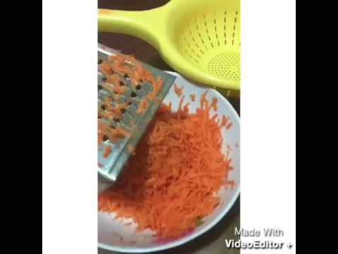 HOW TO MAKE CARROT OIL AT HOME for fast hair growth,prevent split ends and hair loss