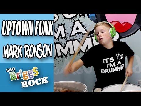 Uptown Funk Mark Ronson ft Bruno Mars Briggs