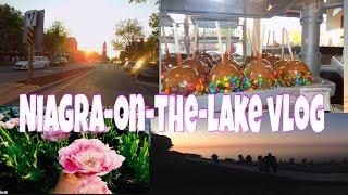 VLOG Niagara-on-the-lake.