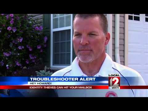 Howard Ain, Troubleshooter: Identity thieves hit your mailbox