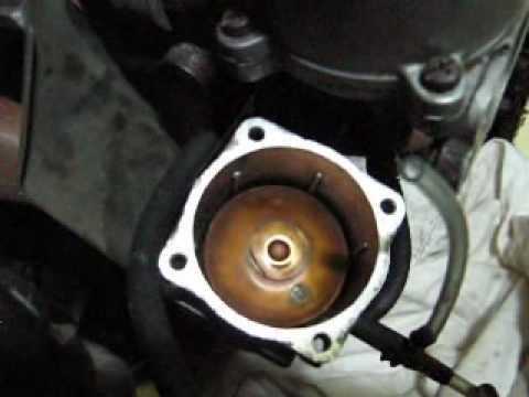 Datsun Hitachi SU Carburettor Problem Solved!.wmv