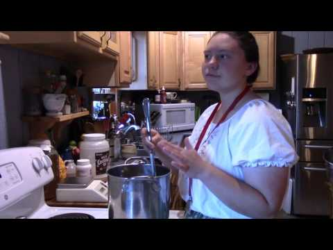 How to Make Soap from Coconut Oil