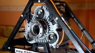 Új motort szabadalmaztatott - Kölcsey Televízió