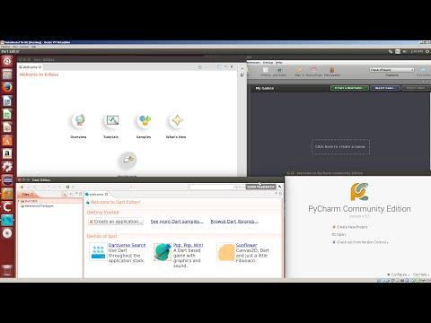 Install Ubuntu Make Developer Tool in Ubuntu Desktop