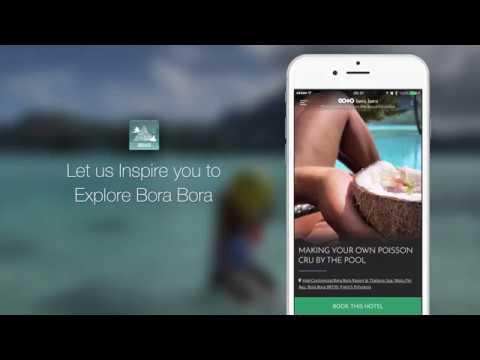 Bora Bora Travel Guide App: iPhone, iPad, Android, Apple TV & Amazon Fire TV Stick