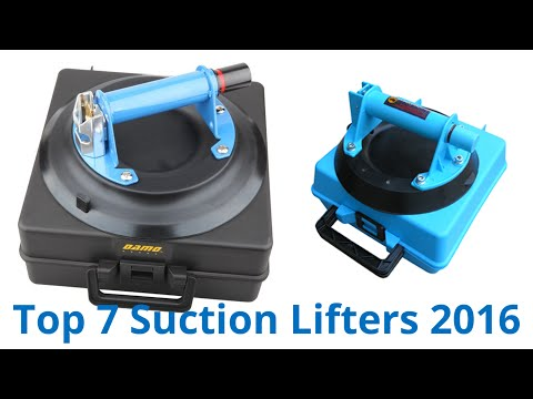 7 Best Suction Lifters 2016